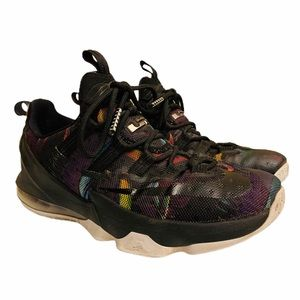 Nike Lebron 13 Birds of Paradise Shoes Sneakers